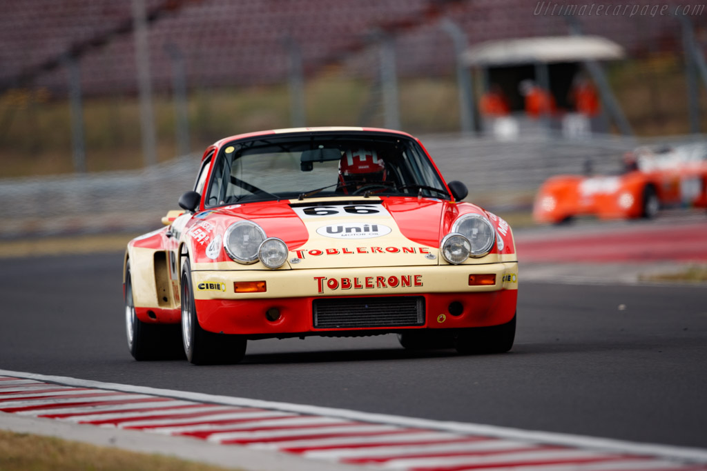 Porsche 911 Carrera RSR 3.0 - Chassis: 911 460 9058 - Driver: Didier Denat - 2019 Hungaroring Classic