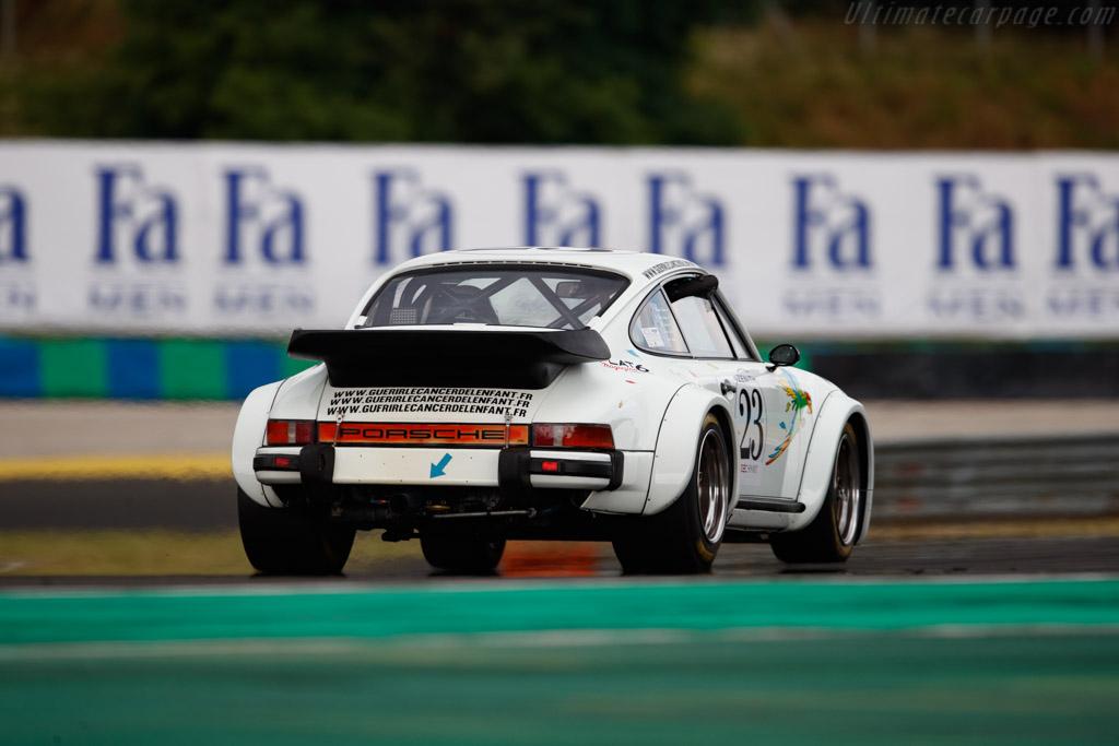 Porsche 911 Turbo - Chassis: 930 670 0548 - Driver: Frédéric Lemos / Adriano Nicodemi - 2019 Hungaroring Classic