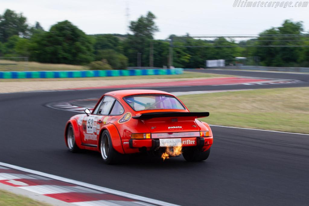 Porsche 934 - Chassis: 930 670 0168 - Driver: Maurizio Fratti / Andrea Cabianca - 2019 Hungaroring Classic