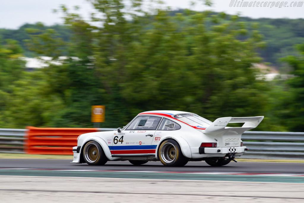 Porsche 934/5 - Chassis: 930 670 0645 - Driver: Hans-Jörg Hübner - 2019 Hungaroring Classic