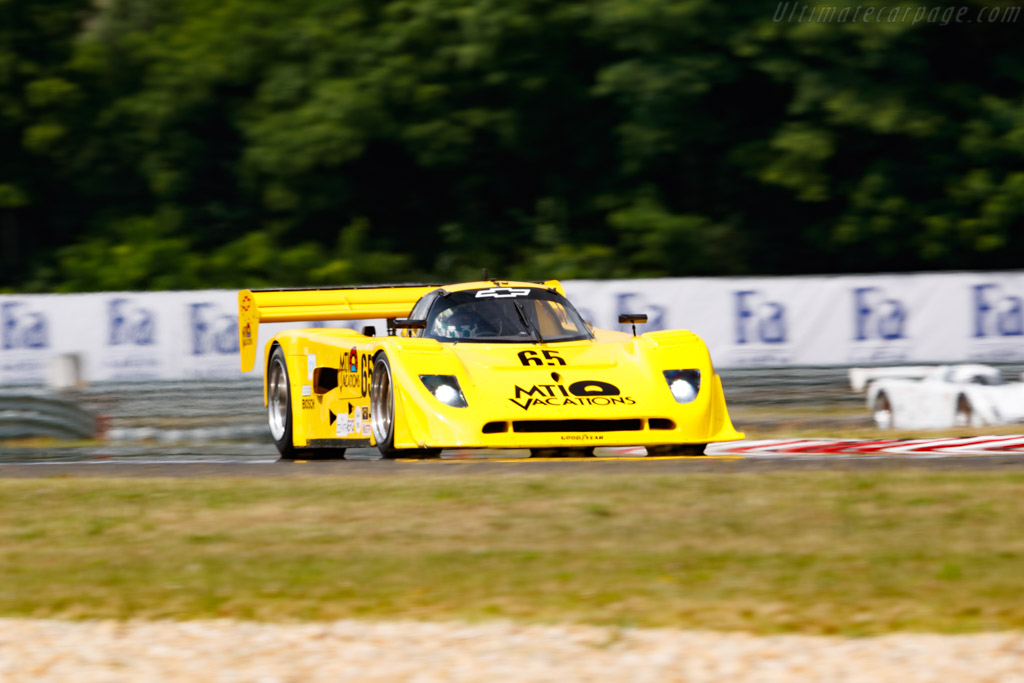 Spice SE89C - Chassis: SE89P-003 - Driver: Mike Wrigley - 2019 Hungaroring Classic
