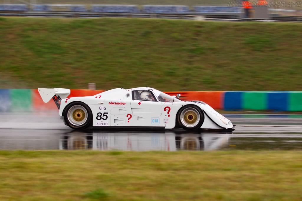 Spice SE90C - Chassis: SE90C-018 - Driver: Tony Sinclair - 2019 Hungaroring Classic