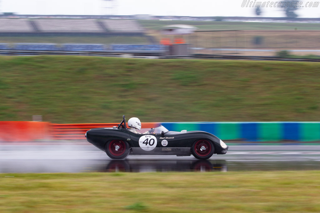 Tojeiro Climax 1100 - Chassis: TCM2N4 - Driver: Albert Streminski - 2019 Hungaroring Classic