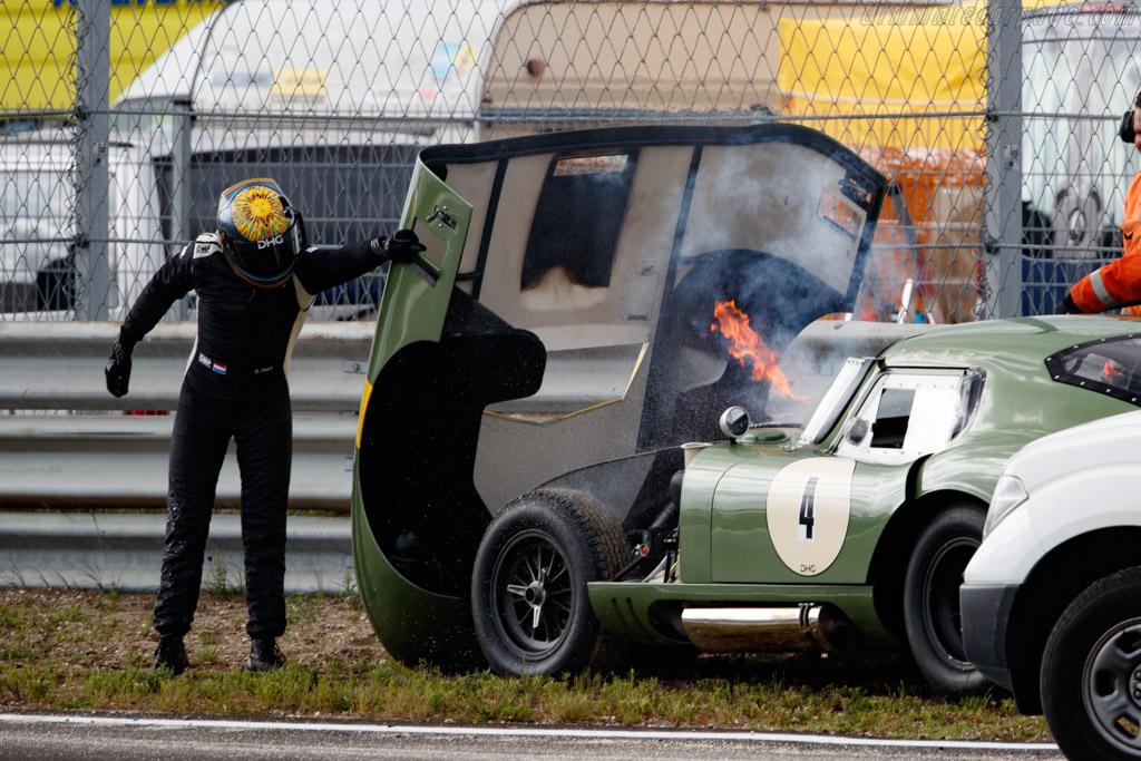 AC Shelby Cobra Daytona  - Driver: Oliver Hart - 2020 Historic Grand Prix Zandvoort
