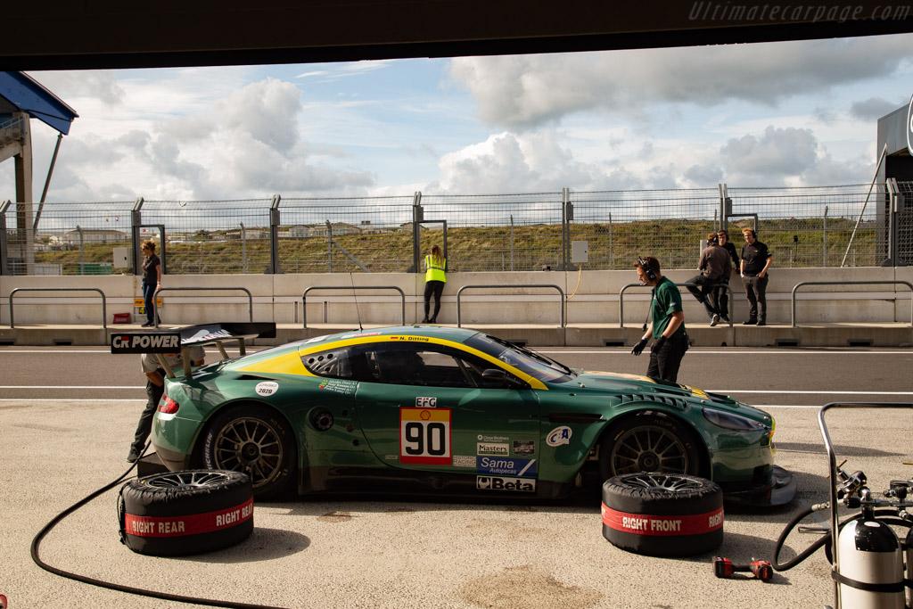 Aston Martin DBR9 - Chassis: DBR9/102 - Driver: Nikolaus Ditting / Sam Hancock - 2020 Historic Grand Prix Zandvoort