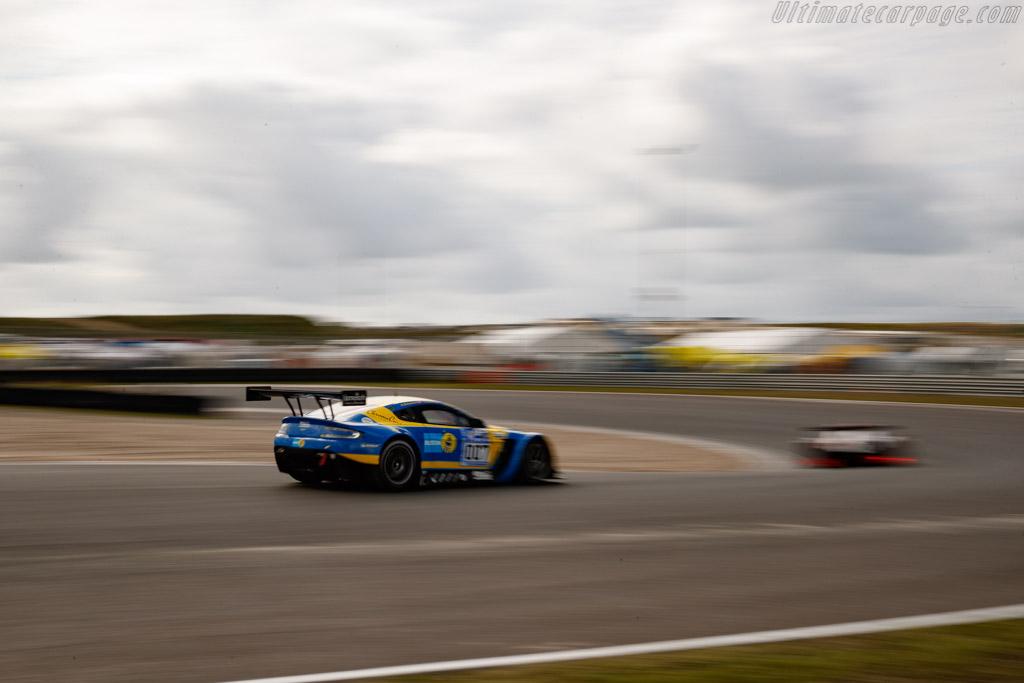 Aston Martin V12 Vantage GT3 - Chassis: 018 - Driver: Marco Werner / Oliver Mathai - 2020 Historic Grand Prix Zandvoort
