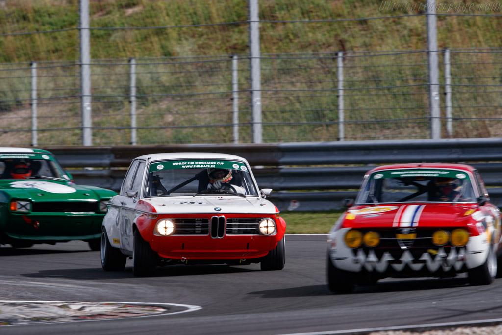 BMW 2002  - Driver: Guenther Schindler / Sebastian Glaser - 2020 Historic Grand Prix Zandvoort