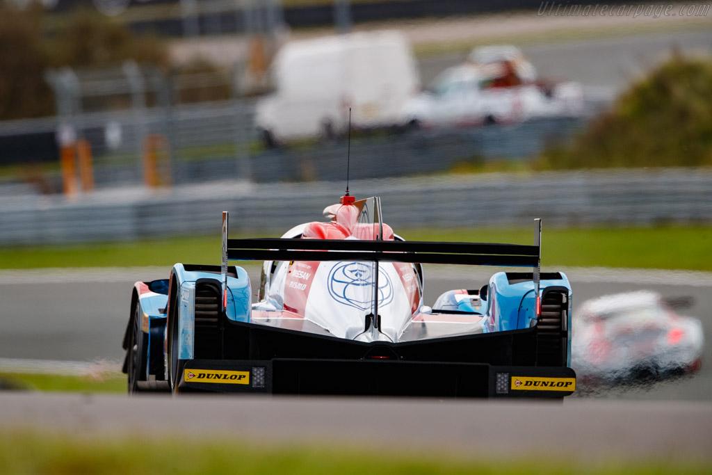 BR 01 Nissan - Chassis: 004 - Driver: Jack Dex - 2020 Historic Grand Prix Zandvoort