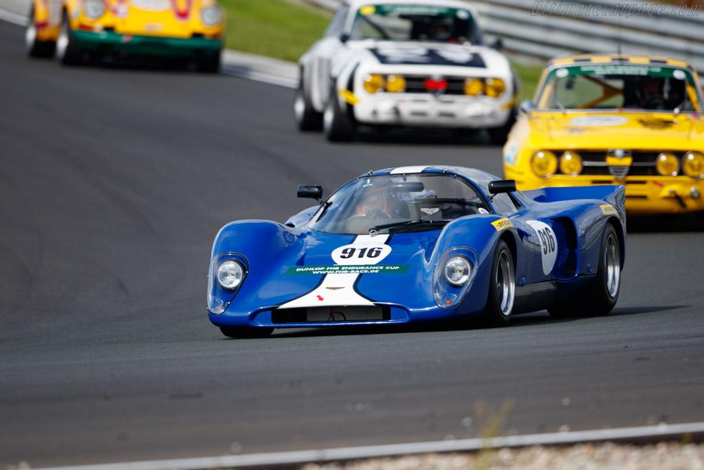Chevron B16  - Driver: Carsten Behrens - 2020 Historic Grand Prix Zandvoort
