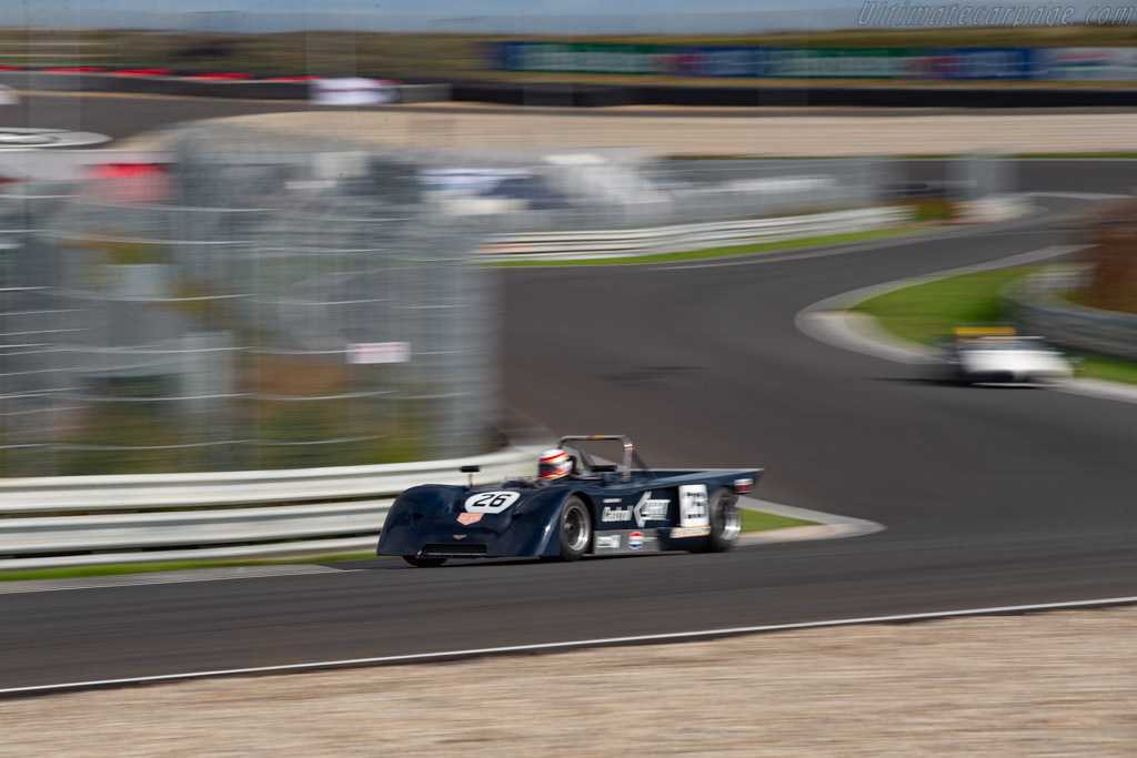 Chevron B19 - Chassis: B19-71-5 - Driver: Marc Devis - 2020 Historic Grand Prix Zandvoort
