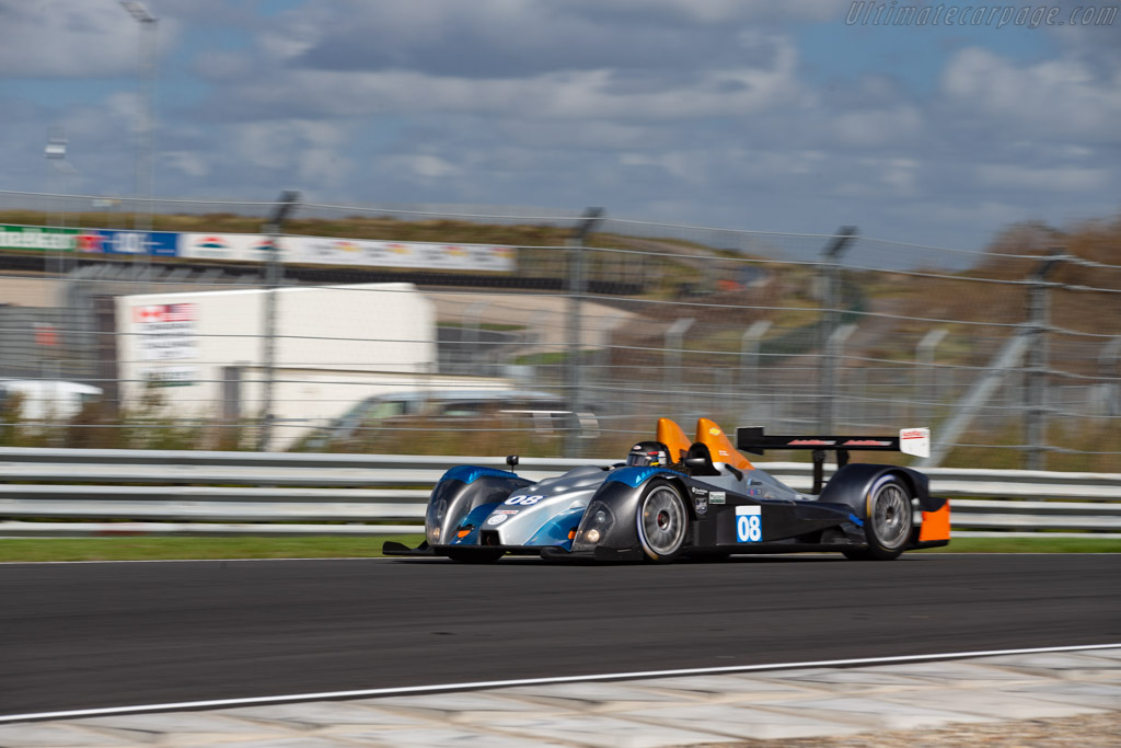 Courage-Oreca FLM-09 - Chassis: 8 - Driver: James Hagan - 2020 Historic Grand Prix Zandvoort