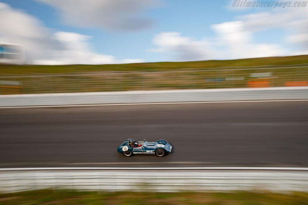 Elva Mk5  - Driver: Louis Zurstrassen - 2020 Historic Grand Prix Zandvoort