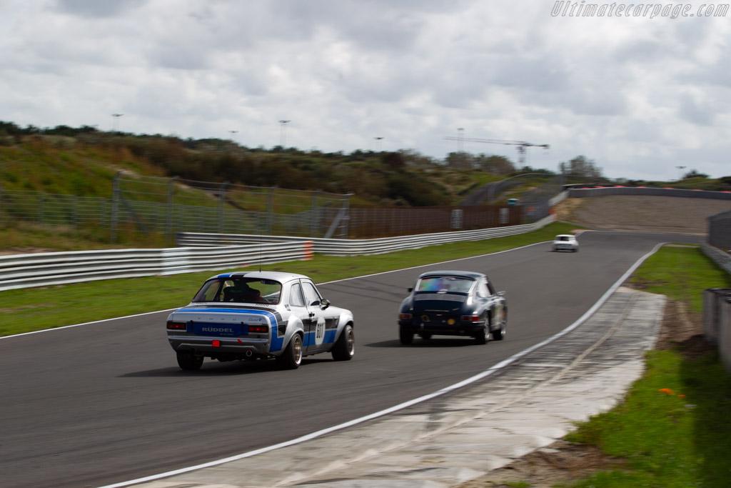 Ford Escort 1600 RS  - Driver: Schmersal / Stursberg - 2020 Historic Grand Prix Zandvoort