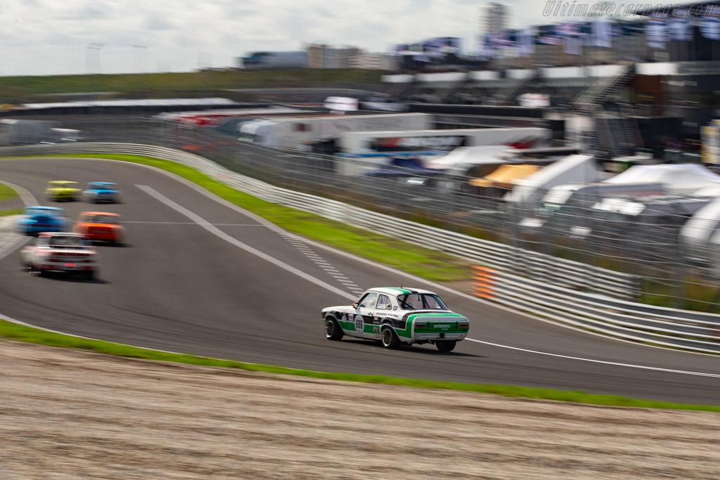 Ford Escort 1600 RS  - Driver: Sebastian Glaser - 2020 Historic Grand Prix Zandvoort