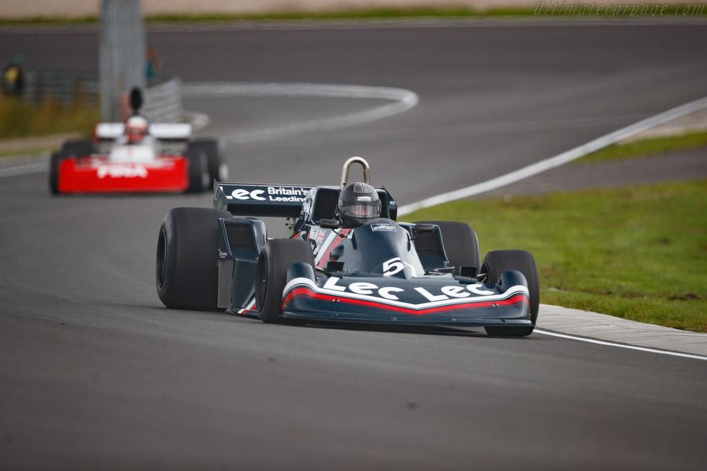 LEC CRP1 - Chassis: CRP1-77-002 - Driver: Ron Maydon - 2020 Historic Grand Prix Zandvoort