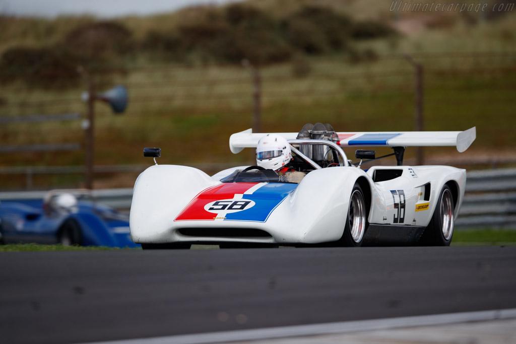 Lola T165 - Chassis: SL165/24 - Driver: Hans-Jürgen Erdbrügger - 2020 Historic Grand Prix Zandvoort