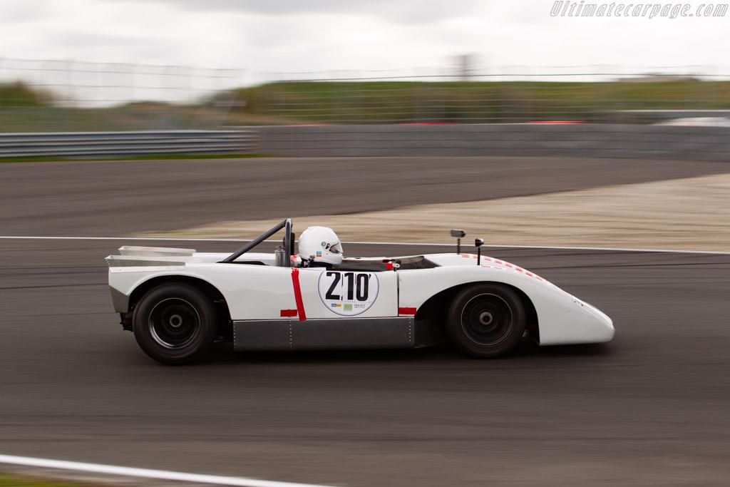 Lola T210  - Driver: Felix Haas - 2020 Historic Grand Prix Zandvoort