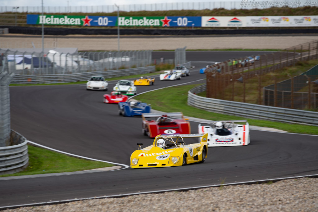 Lola T294 Cosworth - Chassis: HU7 - Driver: Felix Haas - 2020 Historic Grand Prix Zandvoort