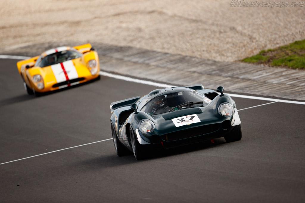 Lola T70 Mk3 - Chassis: SL73/113 - Driver: Nikolaus Ditting / Sam Hancock - 2020 Historic Grand Prix Zandvoort