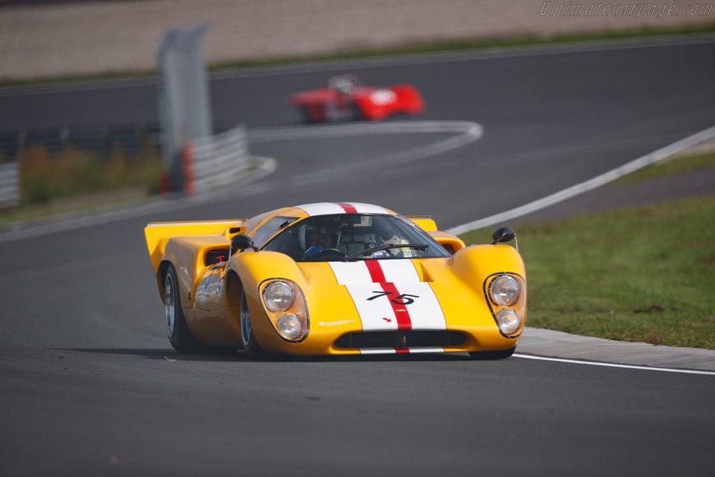 Lola T70 Mk3b  - Driver: Eric Mestdagh - 2020 Historic Grand Prix Zandvoort