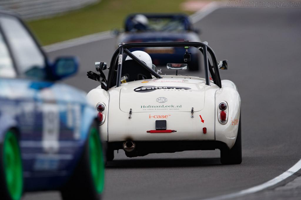 MG A  - Driver: Robin Rozema - 2020 Historic Grand Prix Zandvoort