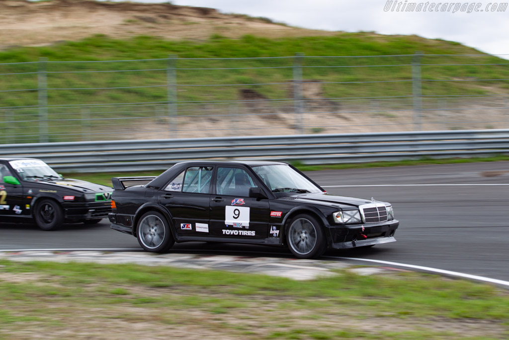 Mercedes-Benz 190 2.5 Evo  - Driver: Ko Koppejan - 2020 Historic Grand Prix Zandvoort