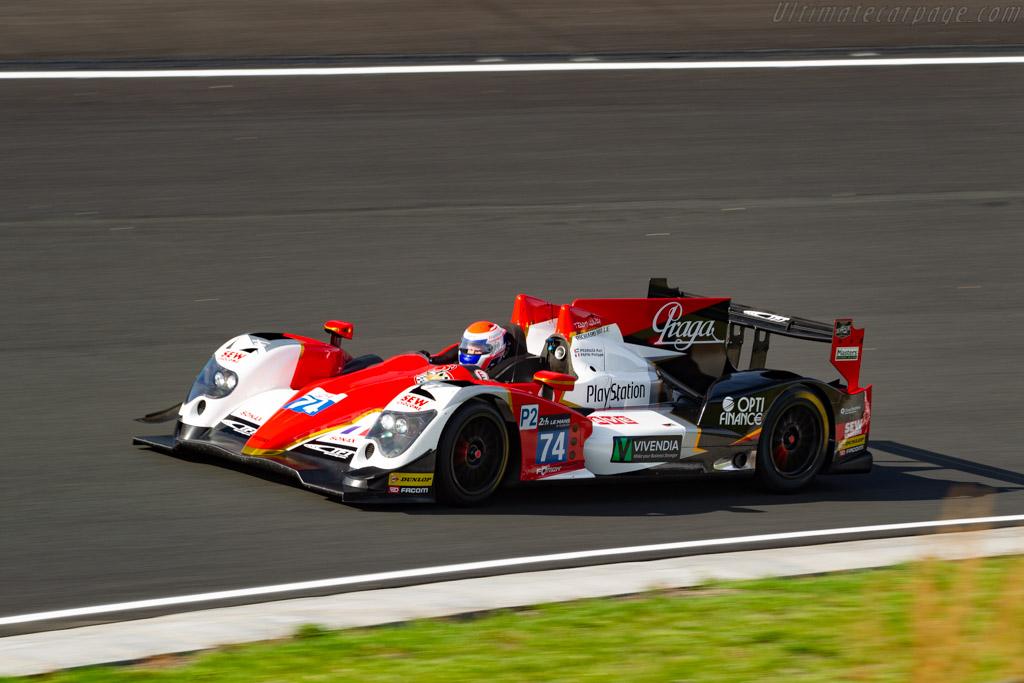 Oreca 03 - Chassis: 12 - Driver: Philippe Papin - 2020 Historic Grand Prix Zandvoort