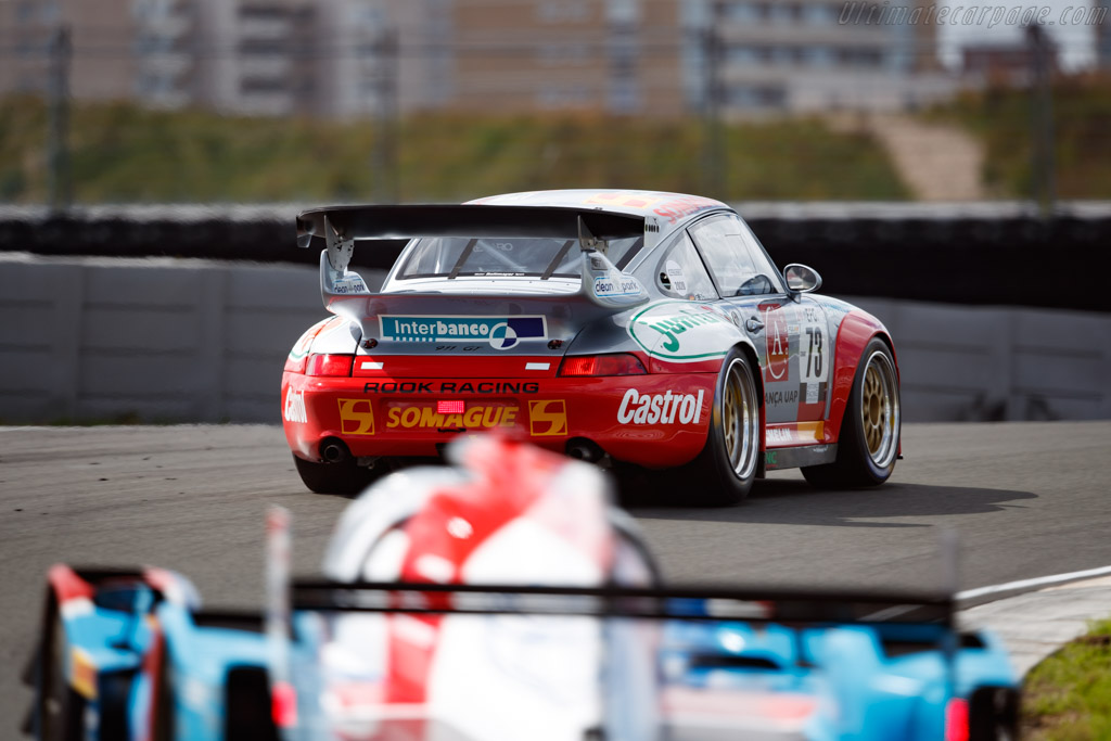 Porsche 911 GT2 - Chassis: 064002 - Driver: Guenther Schindler - 2020 Historic Grand Prix Zandvoort