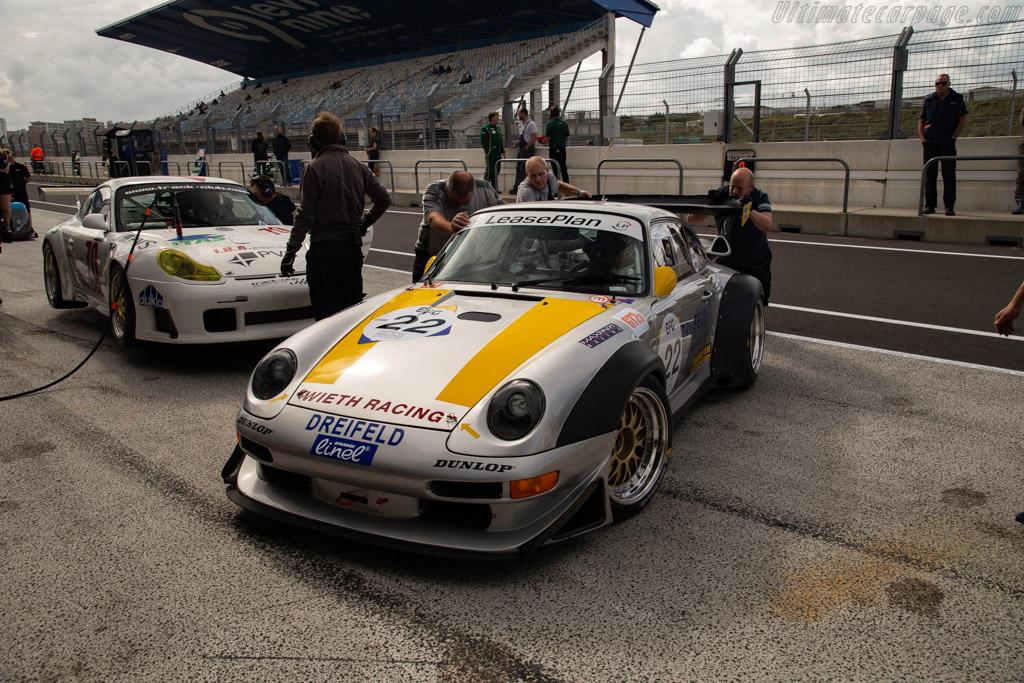 Porsche 911 GT2 Evo - Chassis: 0470021 - Driver: Sebastian Glaser - 2020 Historic Grand Prix Zandvoort