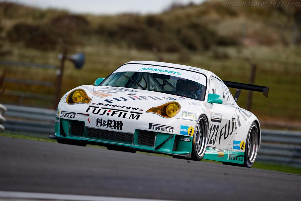 Porsche 911 GT3 RS  - Driver: Marc Devis - 2020 Historic Grand Prix Zandvoort