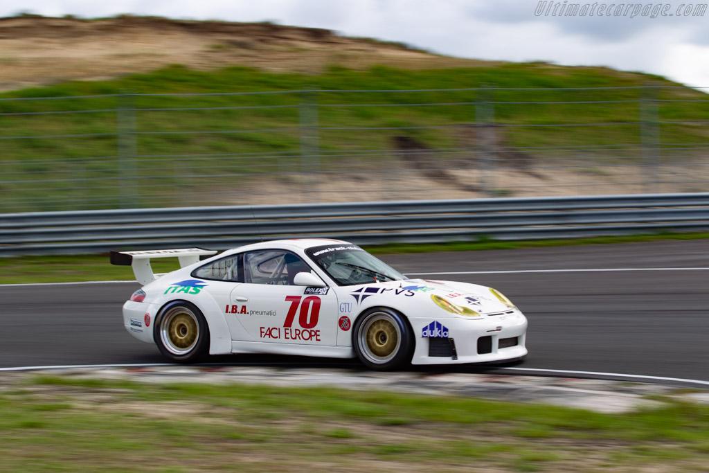 Porsche 911 GT3 RSR - Chassis: WP0ZZZ99ZYS692072 - Driver: Marcus Jewell - 2020 Historic Grand Prix Zandvoort