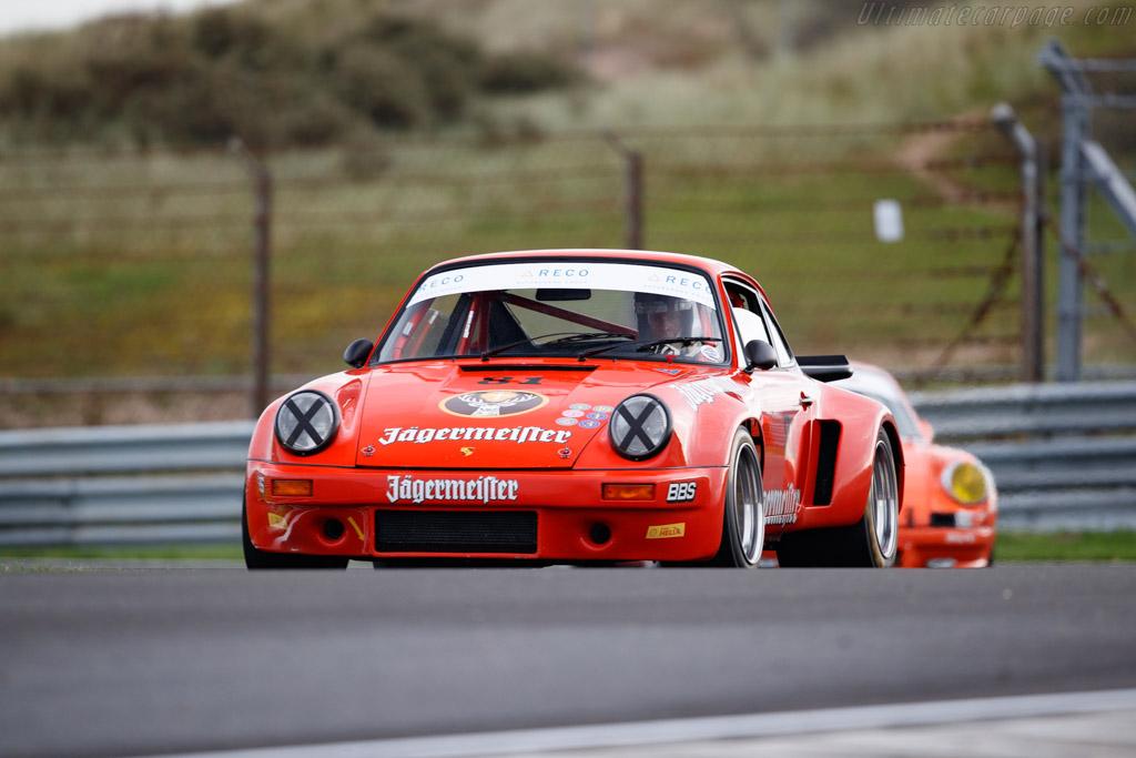 Porsche 911 RSR  - Driver: Adrian Grenz - 2020 Historic Grand Prix Zandvoort