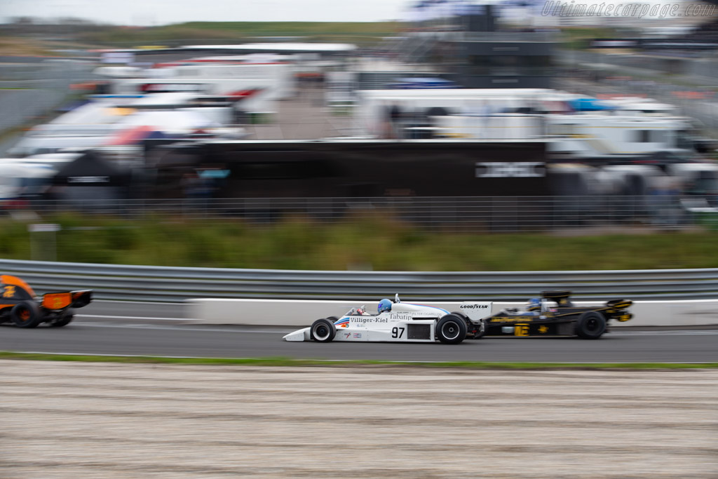 Shadow DN8 - Chassis: DN8/4A - Driver: Jamie Constable - 2020 Historic Grand Prix Zandvoort