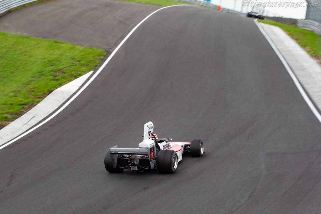 Surtees TS16 - Chassis: TS16/02-4 - Driver: Marc Devis - 2020 Historic Grand Prix Zandvoort