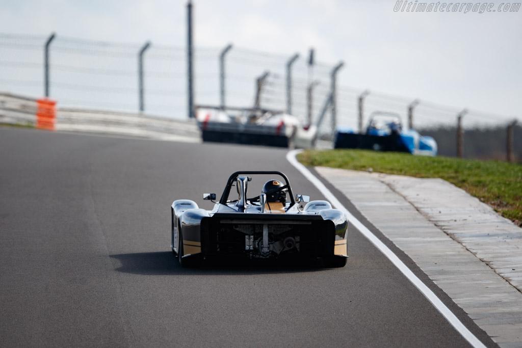 Swift DB2  - Driver: Friedhelm Stolzer - 2020 Historic Grand Prix Zandvoort