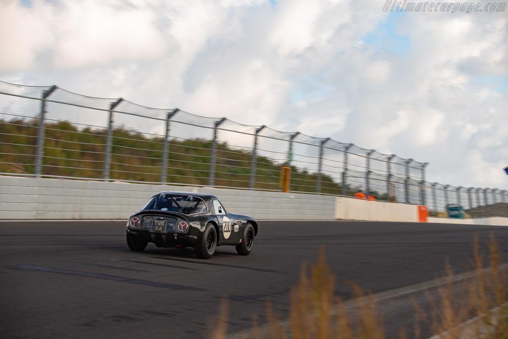 TVR Griffith  - Driver: Stahl / Mathai - 2020 Historic Grand Prix Zandvoort