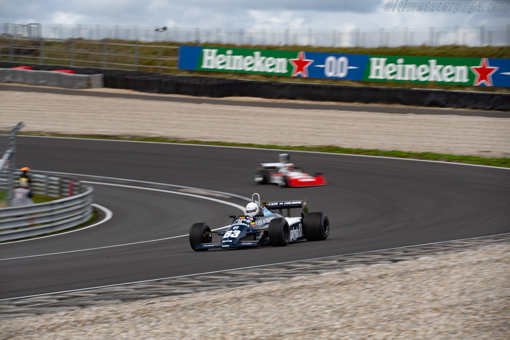 Theodore N183 - Chassis: MN16 - Driver: Georg Hallau - 2020 Historic Grand Prix Zandvoort