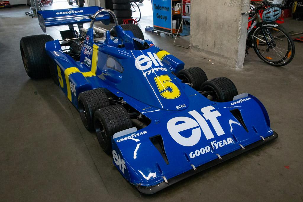 Tyrrell P34 - Chassis: P34/9  - 2020 Historic Grand Prix Zandvoort