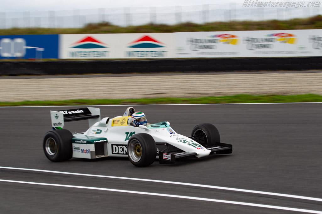 Williams FW08C - Chassis: FW08-10 - Driver: Mark Hazell - 2020 Historic Grand Prix Zandvoort