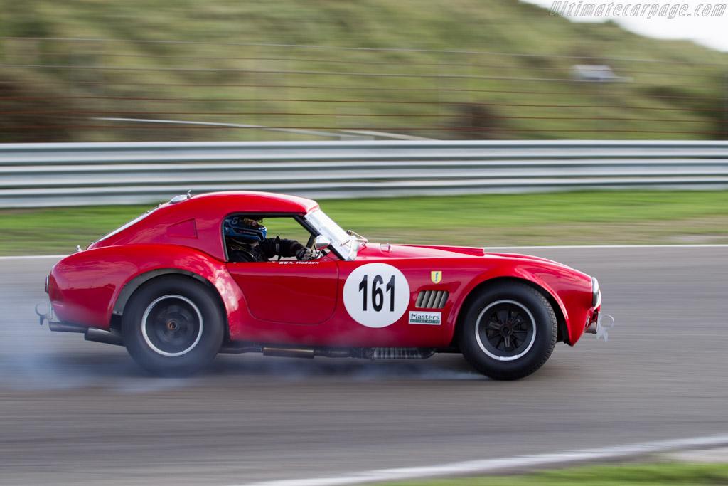 AC Shelby Cobra - Chassis: CSX2562 - Driver: Andrew Haddon  - 2015 Historic Grand Prix Zandvoort