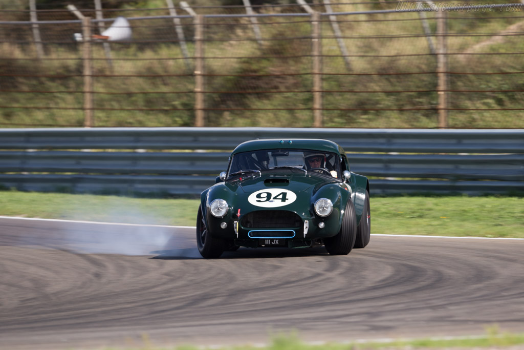 ac shelby cobra driver michael gans andy wolfe 2015 historic grand prix zandvoort. Black Bedroom Furniture Sets. Home Design Ideas