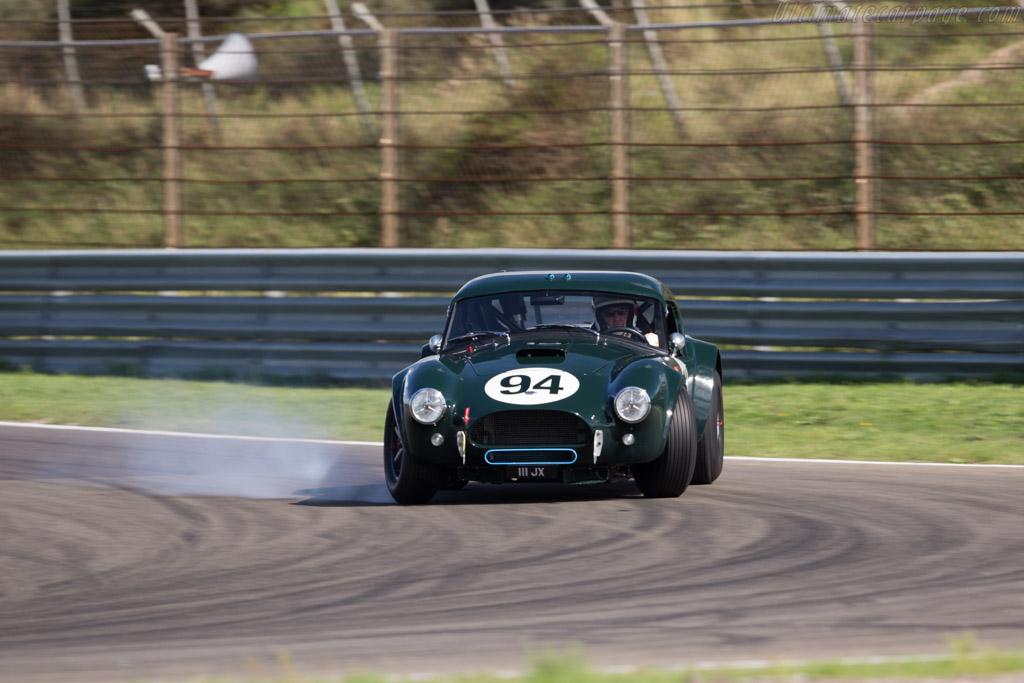 AC Shelby Cobra  - Driver: Michael Gans / Andy Wolfe  - 2015 Historic Grand Prix Zandvoort
