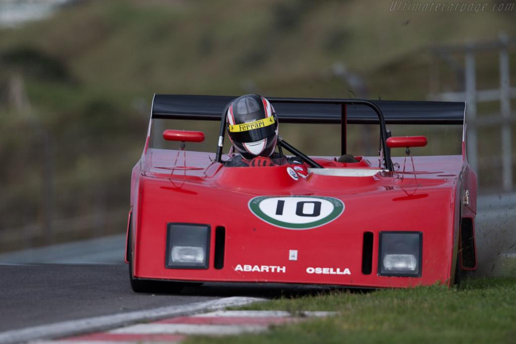 Abarth Osella PA1 - Chassis: PA1-09 - Driver: Manfredo Rossi di Montelera / Michael Lyons  - 2015 Historic Grand Prix Zandvoort