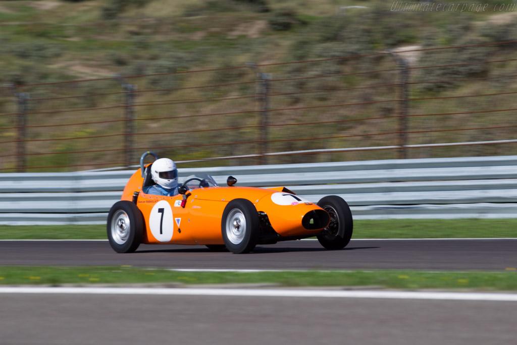 Alexis HF1 - Chassis: 1 - Driver: Duncan Rabagliati  - 2015 Historic Grand Prix Zandvoort