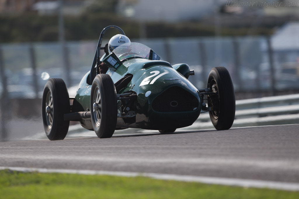 Alfa F2 - Chassis: 5 - Driver: Ian Nuthall  - 2015 Historic Grand Prix Zandvoort