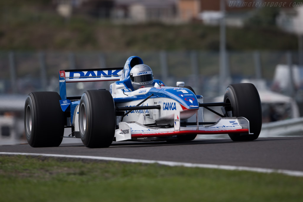 Arrows A18 Yamaha - Chassis: A18-04   - 2015 Historic Grand Prix Zandvoort