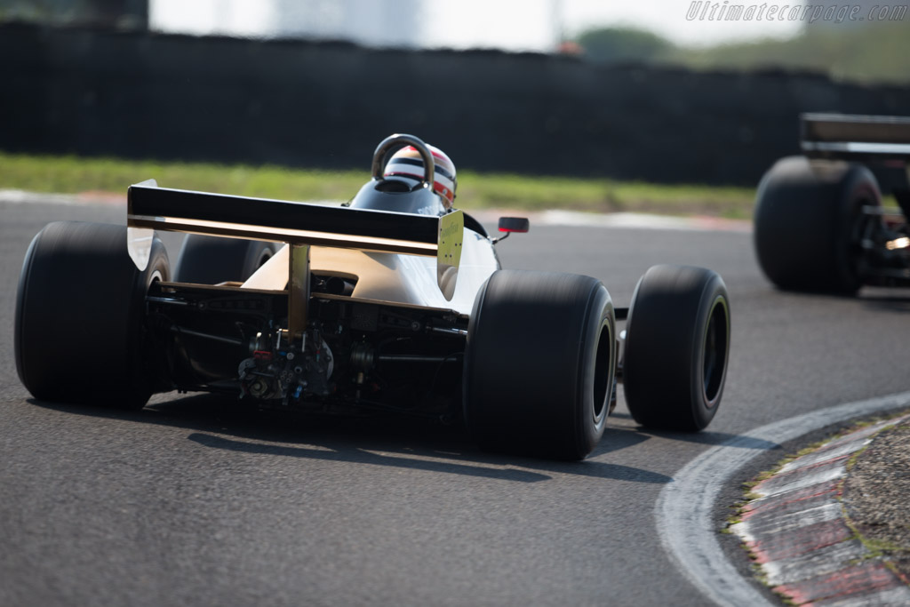 Arrows A3 Cosworth - Chassis: A3-3 - Driver: Marc Devis  - 2015 Historic Grand Prix Zandvoort