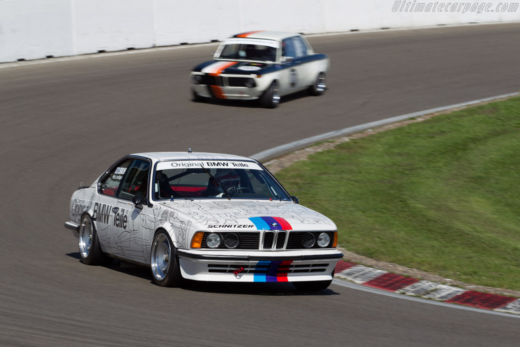 BMW 635 CSi Group A - Chassis: E24 RA1-07   - 2015 Historic Grand Prix Zandvoort