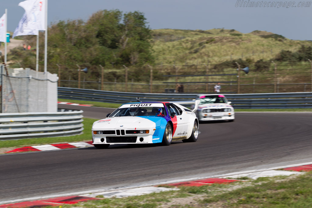 bmw m1 procar driver jan lammers 2015 historic grand prix zandvoort. Black Bedroom Furniture Sets. Home Design Ideas
