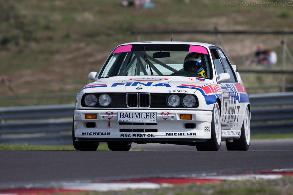 BMW M3 Group A    - 2015 Historic Grand Prix Zandvoort